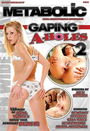 Gaping A-Holes 2