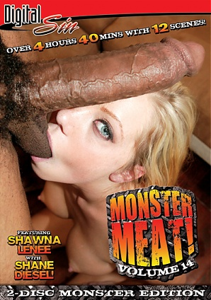 Monster Meat 14 (Disc 1 Only)