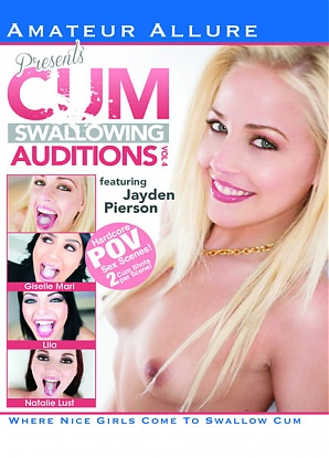 Cum Swallowing Auditions 4