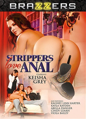 Strippers Love Anal (2017)