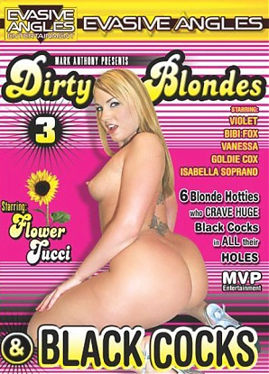 Dirty Blondes And Black Cocks 3