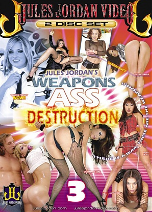 Weapons of Ass Destruction 3 (2 DVD Set)