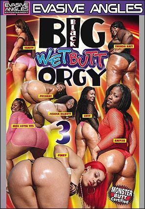 Dvd all that ass orgy 3