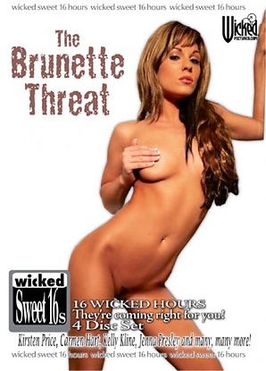 The Brunette Threat (4 DVD Set)