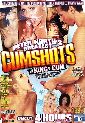 Peter North's Greatest CumShots The King Of Cum (Out of Print)