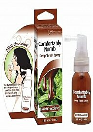 Comfortably Numb Deep Throat Spray - Mint Chocolate (105916.2)