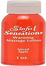Sinful Sensations Rich Vanilla (105992.0)