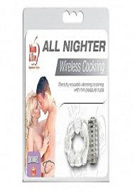 All Nighter Wireless Cockring (107010.0)