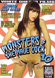 Monsters Of She Male Cock 10 (107150.5)