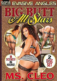 Big Butt All Stars Ms. Cleo (2 DVD Set) (108374.4)