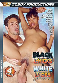 Black Chicks And White Dicks (4 Hours) (108575.2)