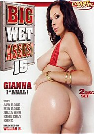 Big Wet Asses 15  (2 DVD Set) (109061.6)