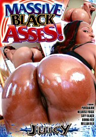Massive Black Asses (out Of Print) (110200.50)
