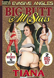 Big Butt All Stars: Tiana (2 DVD Set) (111060.7)