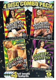 Monsters Of She Male Cock (4 DVD Set) (111156.2)