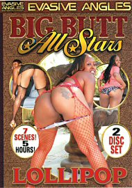 Big Butt All Stars : Lollipop (2 DVD Set) (111701.6)