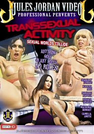 Transsexual Activity (112060.3)