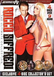 Rocco Siffredi The Ultimate Collection (4 DVD Set) (112264.11)