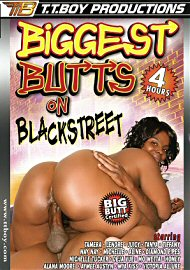 Biggest Butts On Blackstreet (4 Hours) (112549.6)