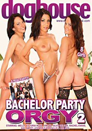 Bachelor Party Orgy 2 (out Of Print) (113346.50)
