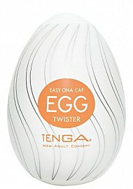 Tenga Egg - Twister (113827.5)