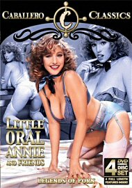Little Oral Annie And Friends (4 DVD Set) (114147.5)