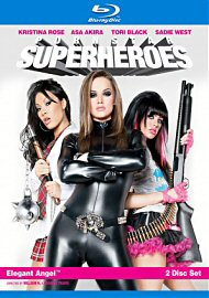 Pornstar Superheroes - (2 DVD Set) (114255.11)
