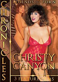 Chronicles Christy Canyon (3 DVD Set) (114765.1)