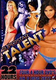 Superstar Talent - (8 DVD Set) (114833.5)