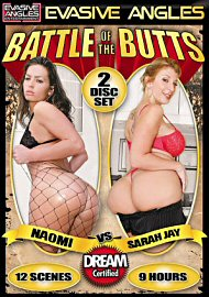 Battle Of The Butts: Naomi Vs Sarah Jay (2 DVD Set) (114890.18)