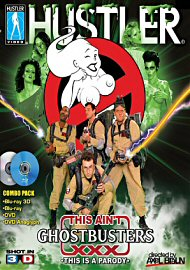 This Ain'T Ghostbusters Xxx 3d Parody - DVD/blu Ray Combo (115011.1)