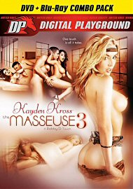 The Masseuse 3 (2 DVD Set) DVD/blu-Ray Combo (115072.11)