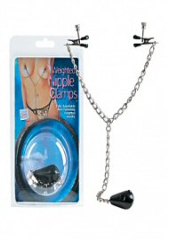 Weighted Nipple Clamps (115103.-1)