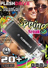 20+ Spring Break Video On 4gb Usb Fleshdrive (115267.491)