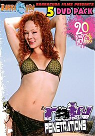 Raw Penetrations - 5 Dvd Pack (115818.1)