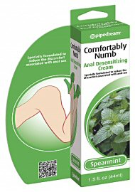 Comfortably Numb Anal Desensitizing Cream Spearmint (115846.0)