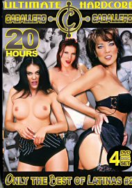 Only The Best Of Latinas 2 (4 DVD Set) (115850.3)