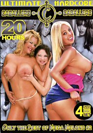 Only The Best Of Mega Melons 2 (4 DVD Set) (115853.10)