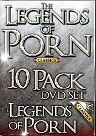 The Legends Of Porn:classic Collection (10 DVD Set) (115952.4)