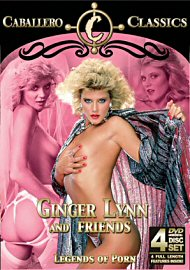 Ginger Lynn And Friends (4 DVD Set) (117207.3)