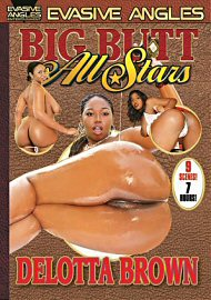 Big Butt All Stars Delotta Brown (117752.9)