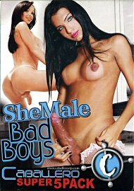 She Male Bad Boys (5 DVD Set) (118584.1)