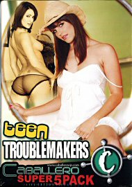 Teen Troublemakers (5 DVD Set) (118591.1)
