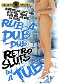 Rub-A-Dub-Dub Retro Sluts In A Tub (118685.1)