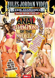 Anal Champions Of The World (2 DVD Set) (119190.9)