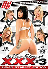 The New Stars Of Xxx 3 (2 DVD Set) (119202.50)