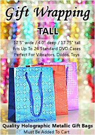 Tall Holographic Gift Bag (120023.998)