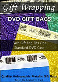 Holographic Dvd Gift Bag (120024.998)