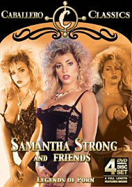 Samantha Strong And Friends (4 DVD Set) (120161.5)