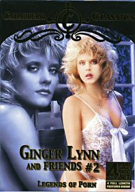 Ginger Lynn And Friends 2 (4 DVD Set) (120171.9)